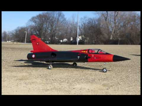 Flying the Exceed Rc Mirage 2000 EDF Electric Jet