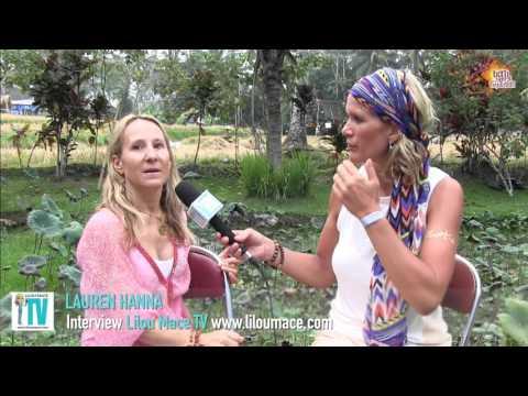 Pregnant at 46! - Sacred fertility yoga - Lauren Hanna, Bali