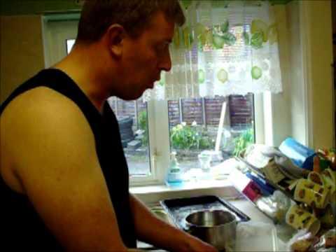 Experimental Cooking - Philadelphia Spread Bacon Chicken