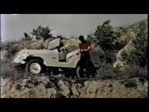 1973 AMC Jeep CJ5 Dealer Commercial