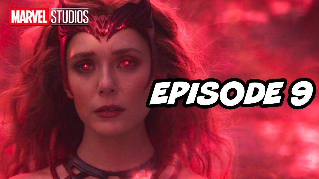 Wandavision Episode 9 Finale TOP 10 Breakdown and Marvel Ending Explained
