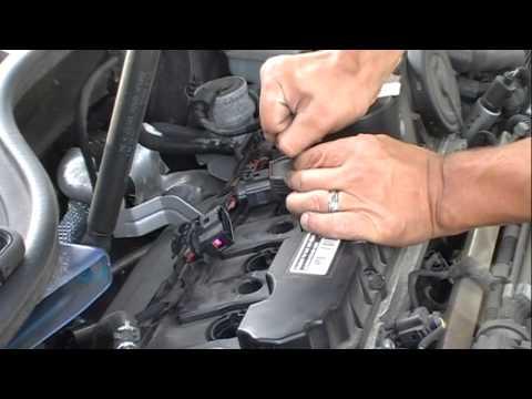 VW MK5 2.5L Spark Plug DIY