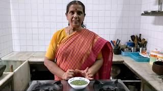 Chettinad Keerai Masiyal by Revathy Shanmugam