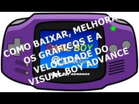 Como Baixar Visual Boy Advance e melhorar seus gráficos e velocidade