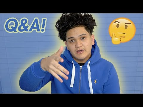 How I Started Cutting Hair at 14? Q AND A!