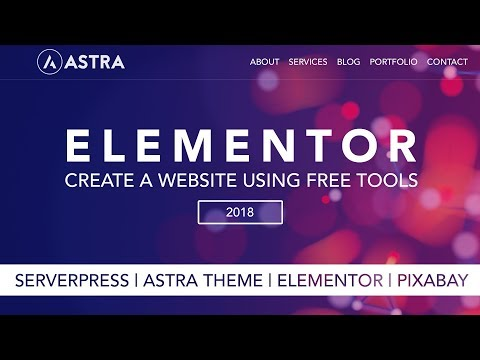 How To Make A Website For Free 2018 | Beginners
