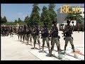 Forces armées d'Haïti (FAd'H).-Graduation 15 officiers 250 soldats.