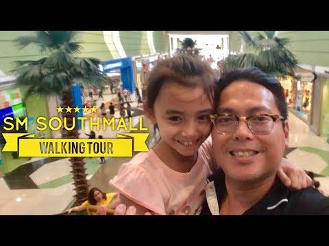 2018 SM Southmall Walking Tour Alabang Zapote Road Las Pinas Metro Manila