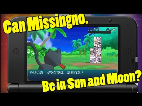 Pokemon Theory: Can Missingno. Be Transferred to Pokemon Bank or Sun and Moon?