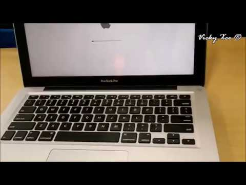 Clean Install Mac OS Sierra On MacBook Using USB Flash Drive