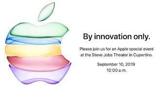 Apple iPhone Pro Event OFFICIAL