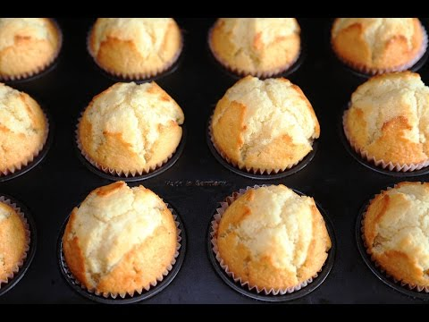 How to make Easy Basic Muffins Recipe