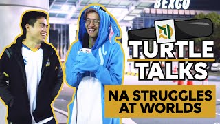 Download NA Struggles with Team Liquid (ft. Ovilee, TL Xmithie, FNATIC's Dylan Falco) | Turtle Talks Video