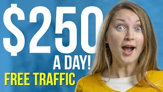 Download How to Make Money on Pinterest: 3 Ways I make $250/day With Free Pinterest Traffic (2019) Video