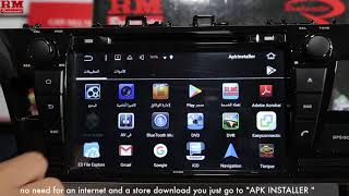 How to Update from Android 4 2 to Android 4 4 for Car DVD Player