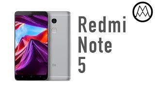 Xiaomi Redmi Note 5 - Budget Smartphone BEAST