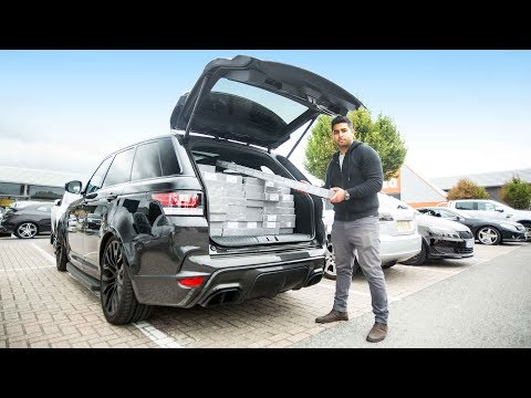 Day In The Life Of A Property Developer! + RR SVR Boot Challenge   EP 1