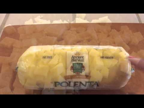 Forks Over Knives Recipe; Polenta With Curry