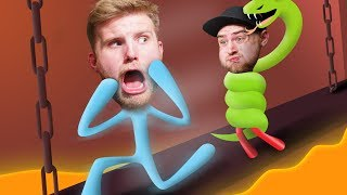 SNAKES ONLY CHALLENGE! | Stick Fight [Ep 4]