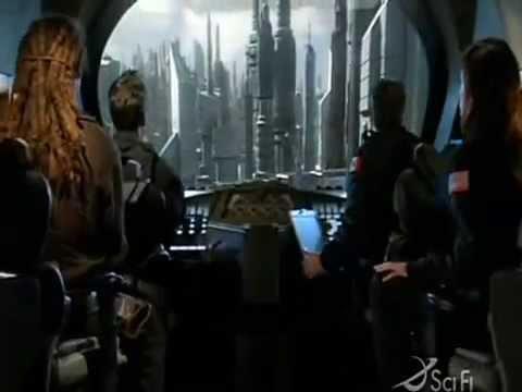 Stargate Atlantis - Emerald Sword Version