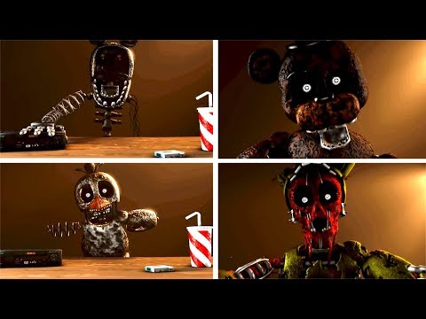 five nights at freddy s 6 the joy of creation interviews