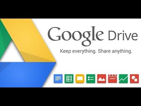 sync folder with google drive