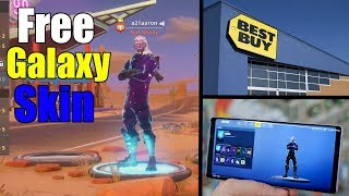 Fortnite How To Get Galaxy Skin For FREE!