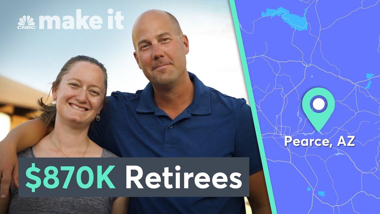 Retiring Early On $870K In Arizona | Millennial Money