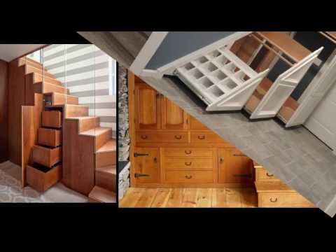 19 Awesome Under Stairs Storage Ideas : Bookshelf & Closet - Room Ideas