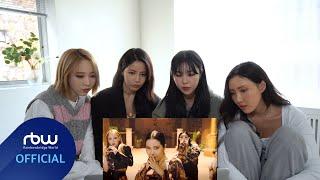 [마마무] 'AYA' MV Reaction