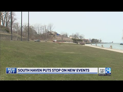South Haven halts some events amid noise gripes