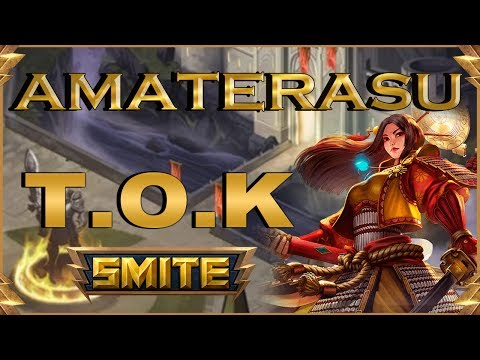 SMITE! Amaterasu, En busca de la hydra! Trials of King Hercules #3