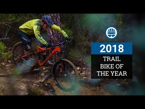 Orbea Occam TR - Trail Bike of the Year 2018 Contender
