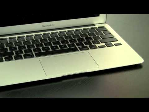 Review: Moshi ClearGuard Keyboard Protector for MacBook Air 11''