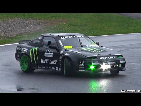 500HP Nissan 200SX Turbo Awesome Blow-Off Valve Sound!