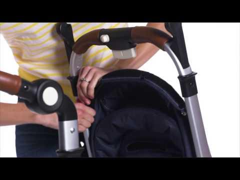 Austlen Entourage: Seat Fabric Removal