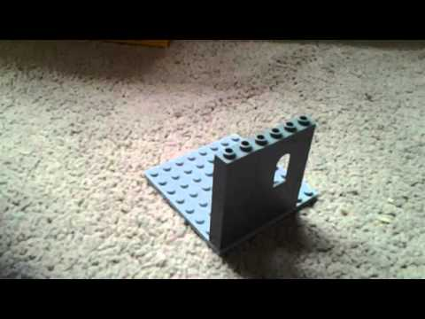 HOW TO MAKE A LEGO CASTLE PART 1 ⛫