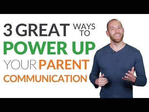 Power Up Your Parent Communication