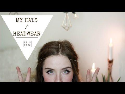 MY HATS | Erin Rose