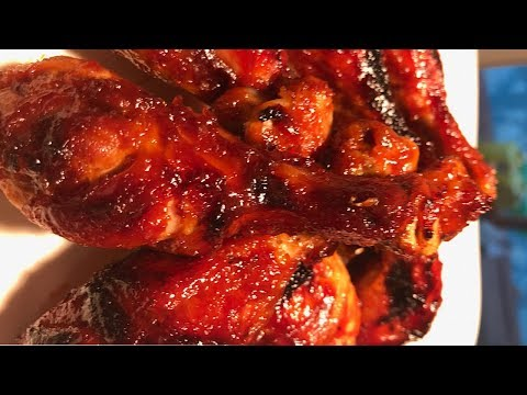 How to make Haitian oven style barbecue chicken