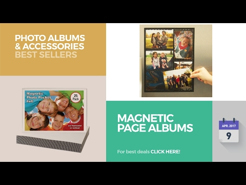Magnetic Page Albums Photo Albums & Accessories Best Sellers