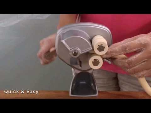 C5300 PASTA CAVATELLI MAKER