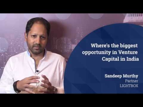 What are the biggest opportunities in venture capital in India?