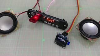 My Arduino Based Vu Meter