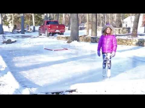 Pvc Ice Rink Instructions