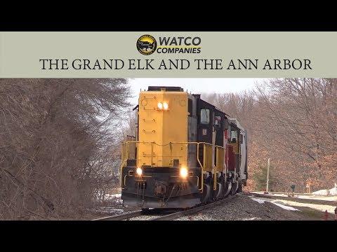 WATCO's Michigan Shortline Railroads