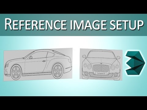 Tutorial: Setting up reference images in Autodesk 3Ds Max