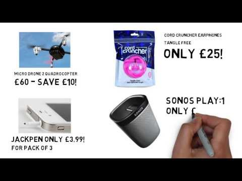 Gift ideas for Christmas 2013