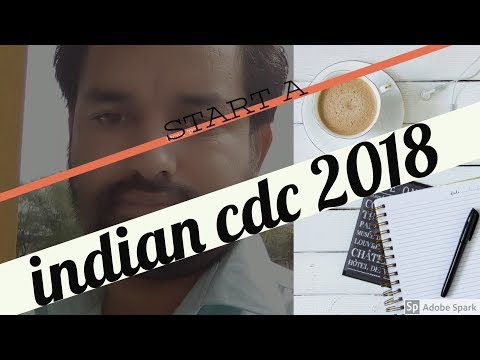 Indian CDC for Fresher