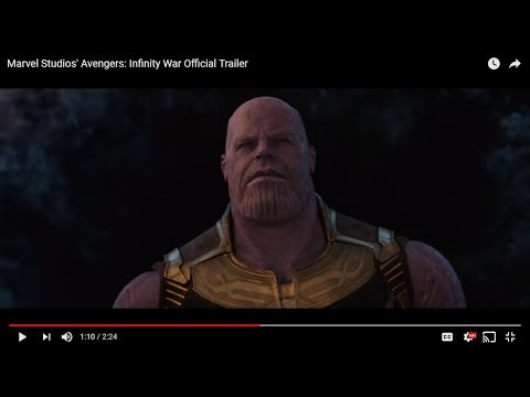 John & I review Avengers: Infinity War, talk about meeting The Nasty Boys, & more